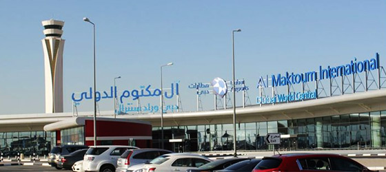 Al-Maktoum Airport International Dubai - ESQ Tours Travel