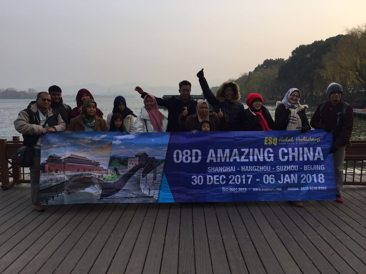 esq tours travel paket tour wisata halal china 2018